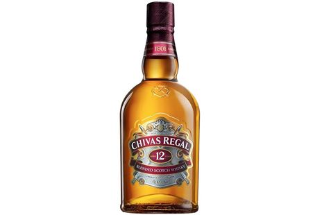 Chivas Regal 12 Year Old Scotch Whisky 700ml