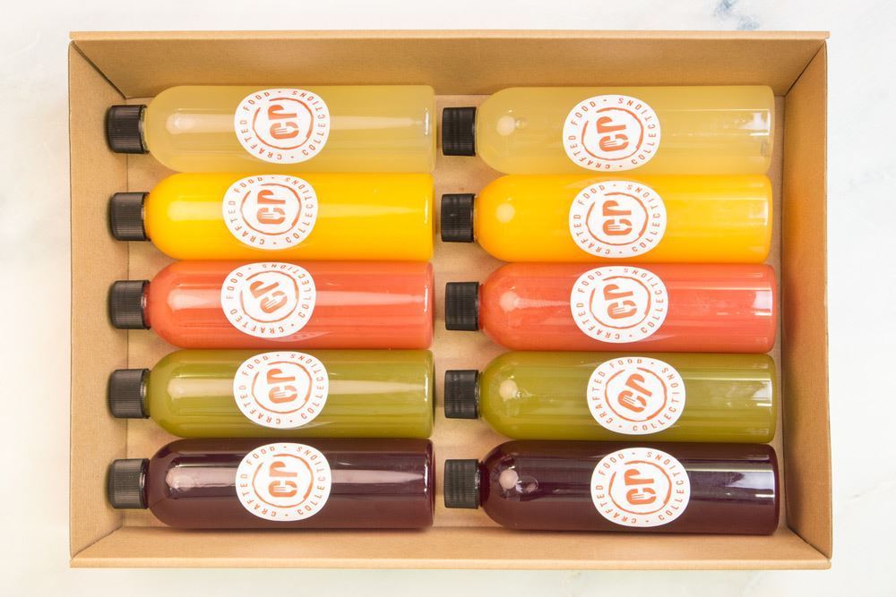 250ml Cold Pressed Juice Collection