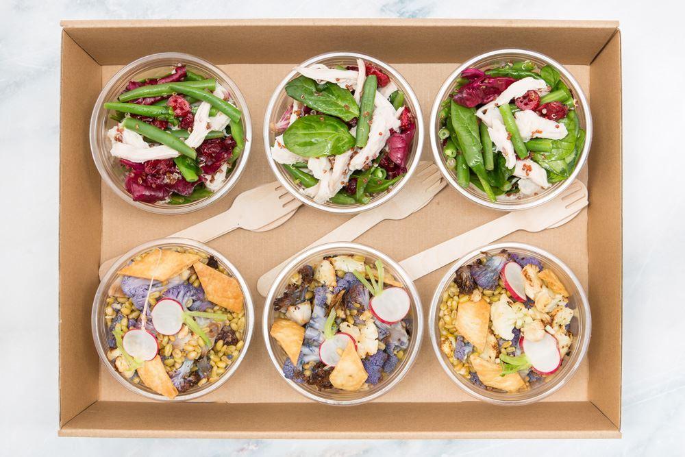 West Side Salad Pot Collection