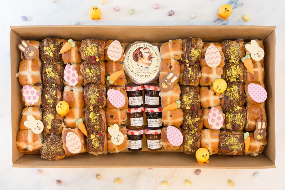 Large Luxe Mini Hot Cross Bun Collection