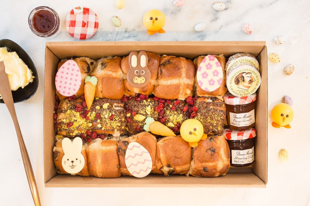 Small Luxe Mini Hot Cross Bun Collection