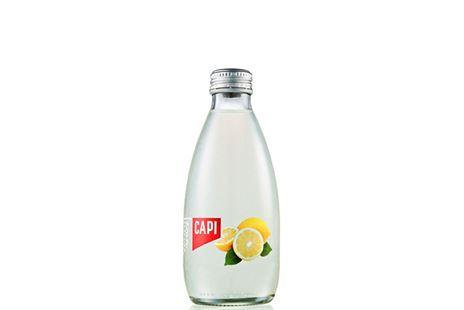 Capi Lemon Fruit Soda 250ml