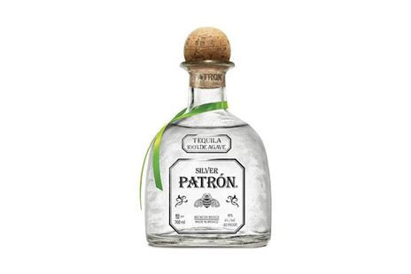 Patron Silver Tequila 700ml