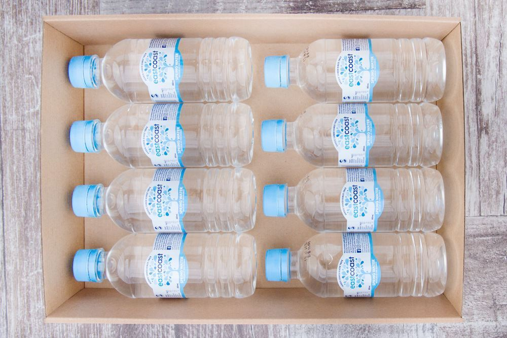 CXL - 350ml Spring Water Collection