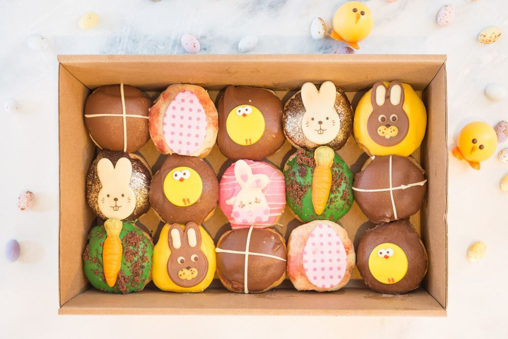 Small Easter Mini Doughnut Collection