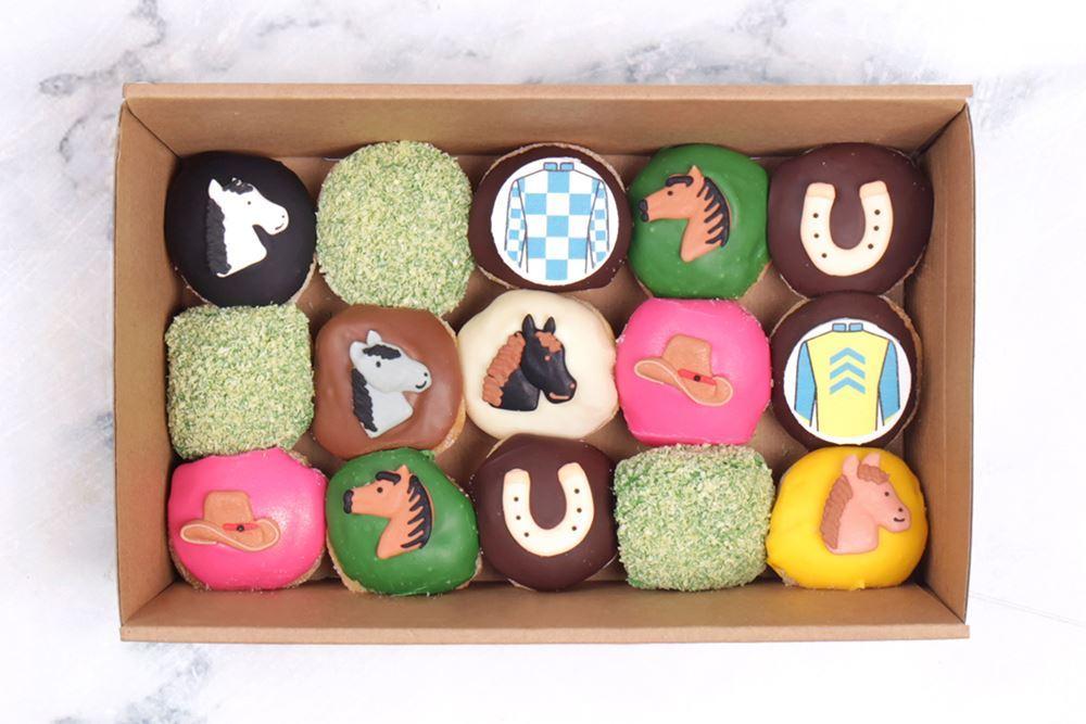 Small Spring Carnival Doughnut Collection